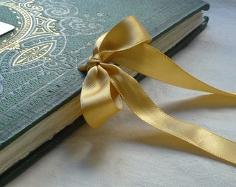 OPTION: Ribbon Closure  for Spellbinderie Journals and Guestbooks / Ribbon Supply