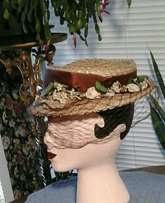 Vintage Ladys Hat