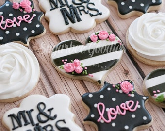 Bridal Shower Cookies (12)