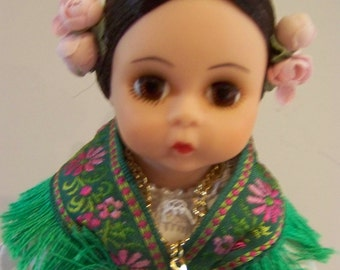 italy #524 Madame Alexander 8 in doll