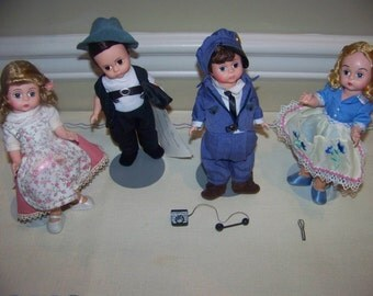 The Honeymooners Madame Alexander doll set limited edition REDUCED