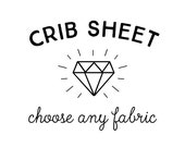 Crib Sheet in Any Print on Basic Cotton or Minky. Crib Sheet. Fitted Crib Sheet. Baby Bedding. Crib Bedding. Minky Crib Sheet. Crib Sheets.