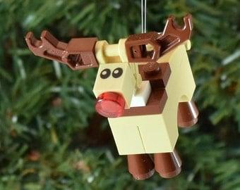 Christmas Ornament Build-it KIT Mini Rudolph