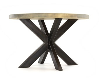 """jak dining table - 60"""" round"""