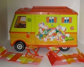 Vintage Barbie Country Camper in Original Box