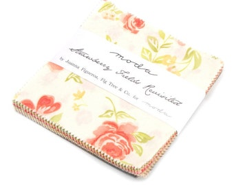 Moda Strawberry Fields Revisited Charm Pack *NEW*