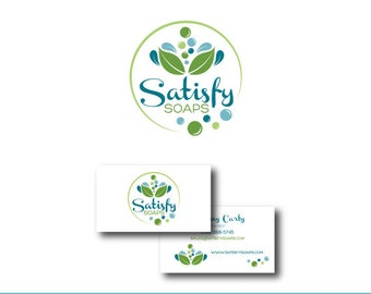 Business Card & Logo Design - One of a Kind - OOAK Logo - Professional Business Branding - Customized Graphic Design Logo - Made to Order