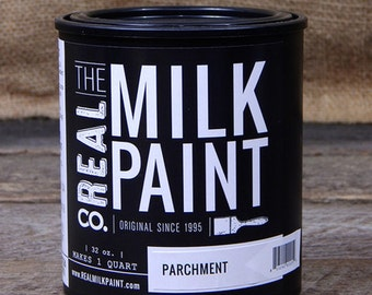 Milk Paint Parchment
