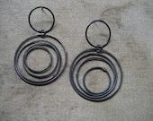 Hanging Web Earrings