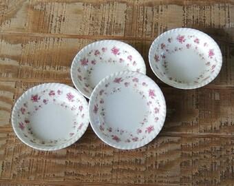 Johnson Brothers Old English Small Bowls Set of 4, Dessert Bowls, Wedding China, English China, Home and Living Romantic Farmhouse