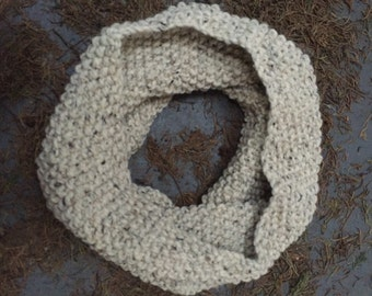 Oatmeal Cowl (Free Shipping in US)