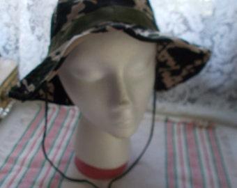Very Nice Safari Hat-EXCELLENT Condition