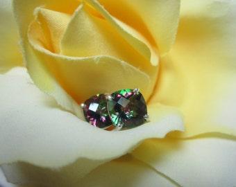 Odyssey Dance Mystic Goshenite Earrings