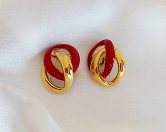 Biggest Sale Ever Vintage Napier Earrings