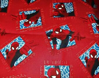 Child's Long Sleeve Art Smock - Spiderman