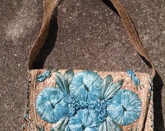 Straw Handbag/ ShoulderBag