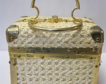 BOX PURSE - DELILL Box Purse - Italian Box Purse