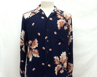 1950's McGregor Gabardine Shirt