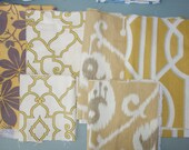 Remnant/Scrap Fabric - Yellow