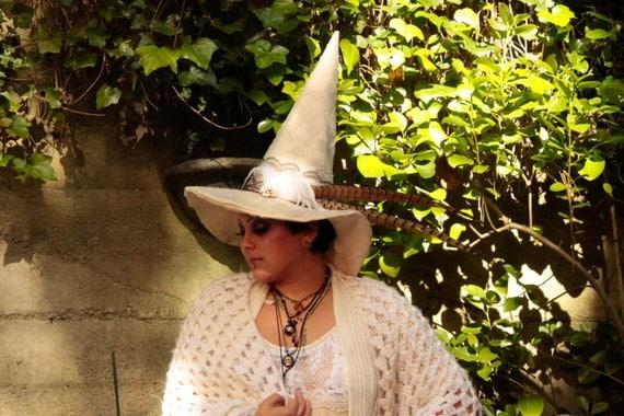 White Wizard Band White Cream wit...