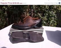 SALE 50s/60's Wet weather shoe protectors, rubbers,shoe covers mens size 10.5 ACTON made in Canada