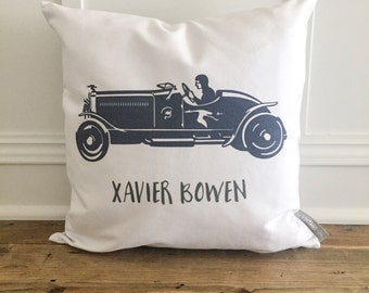 Personalized Car Pillow