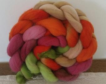 Wool Roving- Kangaroo Paw