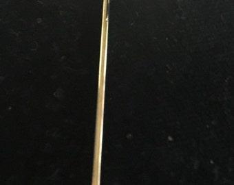 Letter B stick Pin