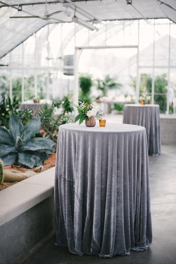 Velvet Table Linens By Mrsfreund On Etsy