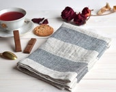 Rustic linen tea towel, Kitchen towel, Dishcloths, Dish towels, Bath sheet, Sauna linen towel, Bath linen towel, Hand towel