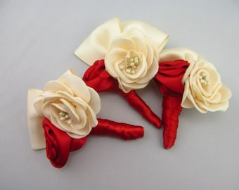 Boutonniere / Button Hole / Made to Order