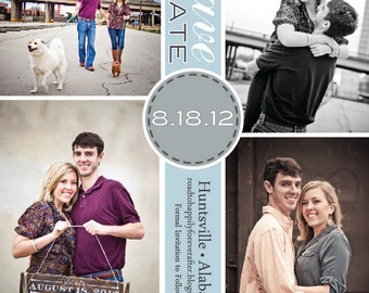 Square Save the Date