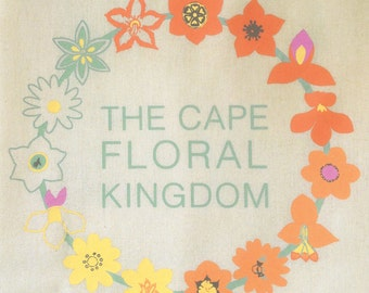 Cape Floral Kingdom shopping/tote bag