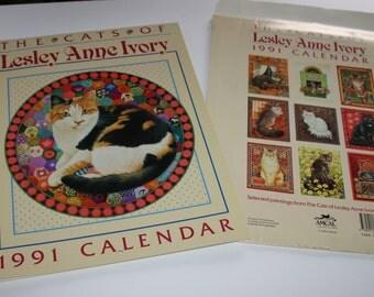 5 Cat Calendars