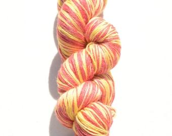 Gryffindor Self Striping Yarn- Dyed To Order