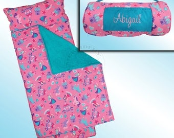 Princess Nap Mat - All Over Printed - Personalized and Embroidered