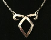 Shadowhunters / The Mortal Instruments inspired necklace