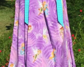 A boutique pillowcase dress featuring Tinker bell – 4T – 23 : CH067