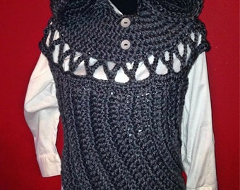 Hunter's Cowl with Scoodie