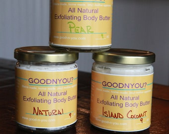 Goodnyou? All Natural Exfoliating Body Butter