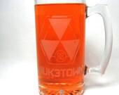 Nuk3town Black Ops III Inspired Beer Mug. Nuketown Black Ops 3 Beer Stein Mug