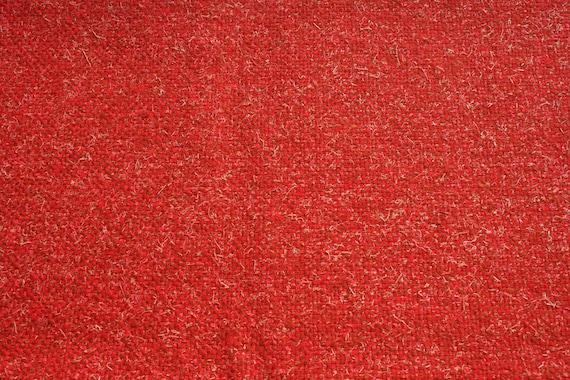 Vintage Wool Fabric 87