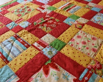 Baby Quilt or Table Runner