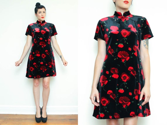 Chinese inspired cocktail dresses
