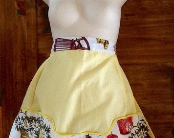 Daisy Dreams vintage apron