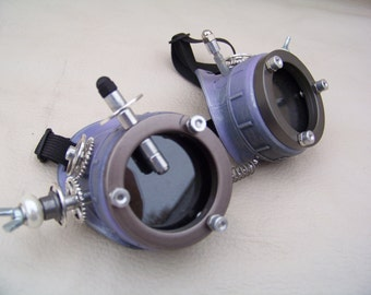 Steampunk Goggles-Engineer