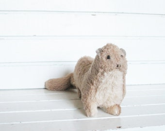 Pine Marten stuffed toy - stuffed animals - plush toy