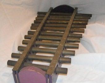 Antique metal xylophone