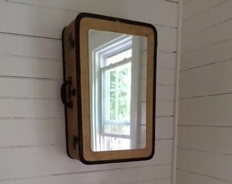 Bathroom Cabinets Mirror medicine cabinet | etsy