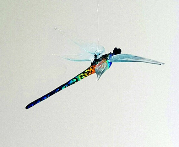 e36-144 Dragonfly Ornament